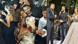 تامر حسني يشعل فرح بالقاهرة بأغنية  حلو المكان  ومجموعة من أجمل أغانيه سبتمبر 2020