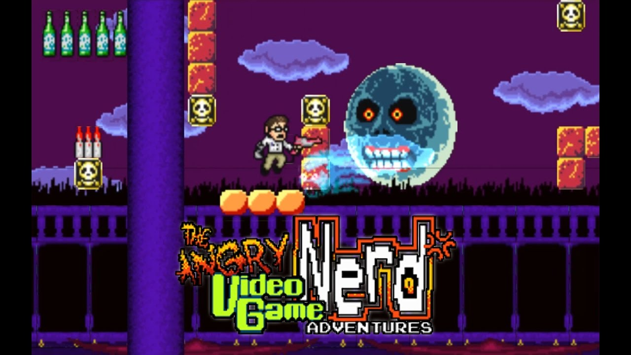 Angry Video Game Nerd Adventures - Guide and Walkthrough ...