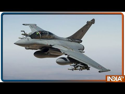 Indian Air Force Carries Out Combat Drill Along J&K And Rajasthan Border