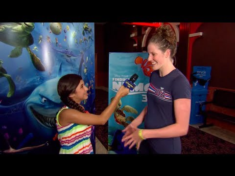 USA Swimming Finding Nemo 3D Screening