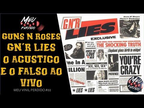 Gn'R Lies Que Achado! | Meu Vinil Perdido 02