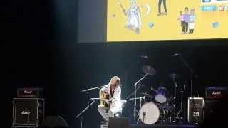 Deserts Chang 張懸 - Bao Bei 寶貝 [HD LIVE] Sept 2014