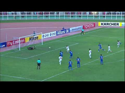 Altyn Asyr FC 1-1 4.25 SC (AFC Cup 2018 : Inter-zone play-of