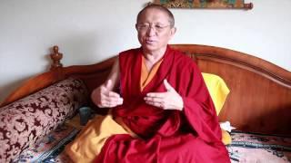 Relaxation in Tibetan Meditation