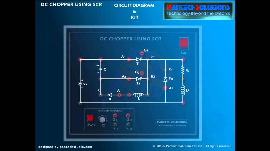 Dc Chopper Control Circuits Using Thyristor