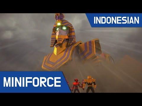 [Indonesian Dub.] MiniForce S2 EP6