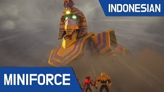 [10.34 MB] [Indonesian dub.] MiniForce S2 EP6