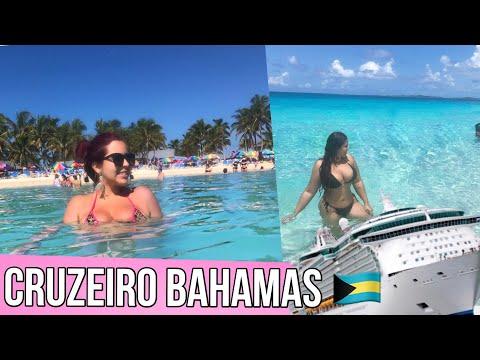 FAZENDO CRUZEIRO PRO CARIBE/ BAHAMAS ( 4 dias e 3 noites)