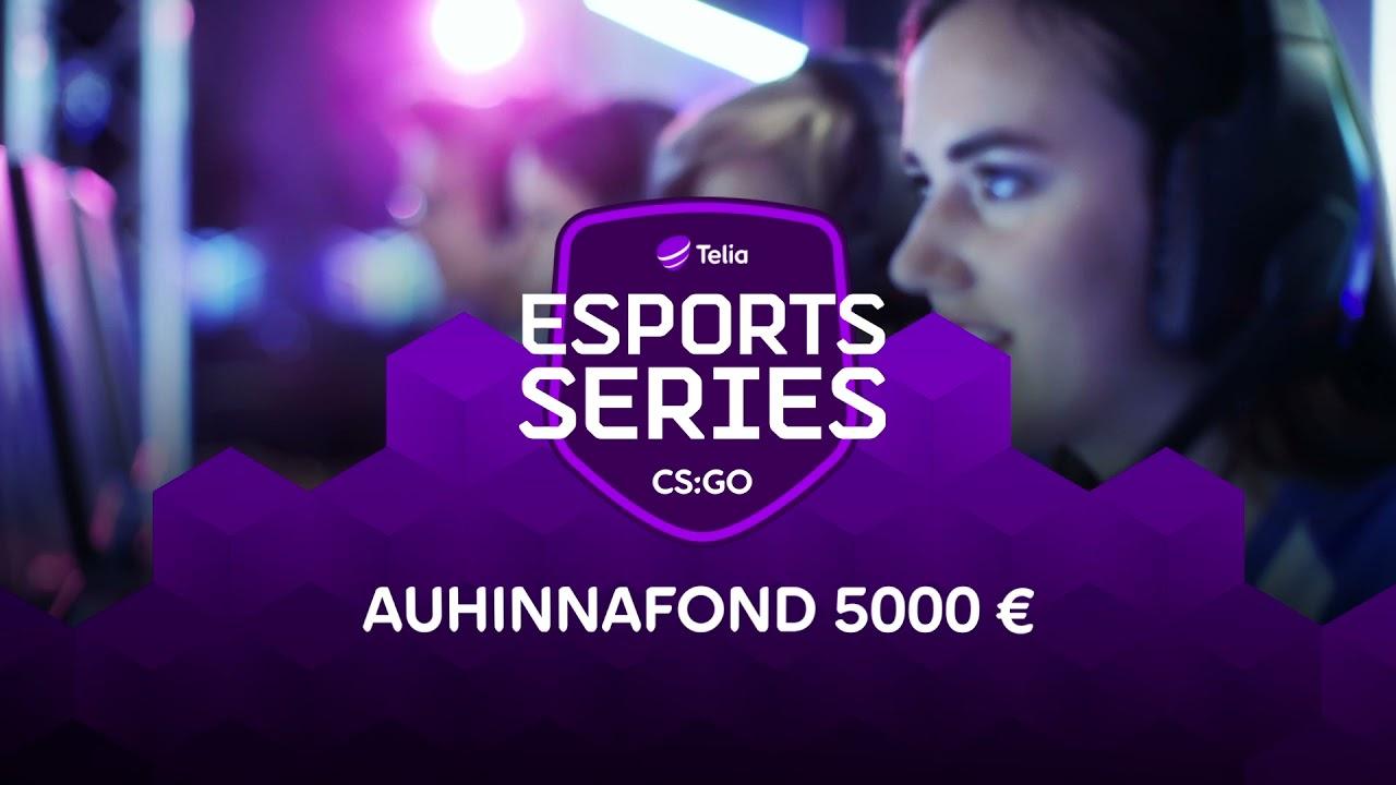 Telia eSports series CS:GO turniir 2021 Sügis