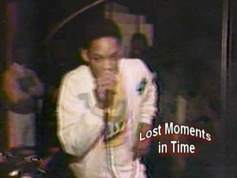 Jazzy Jeff and Fresh Prince (Will Smith) Live - 1987