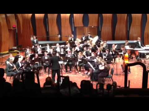 WCSU Wind Ensemble #3