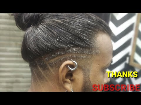 Men's Long hairs hairstyles with trendy look HAIR TRANSFORMATION..MS BHANDUP(WEST) MUMBAI…78