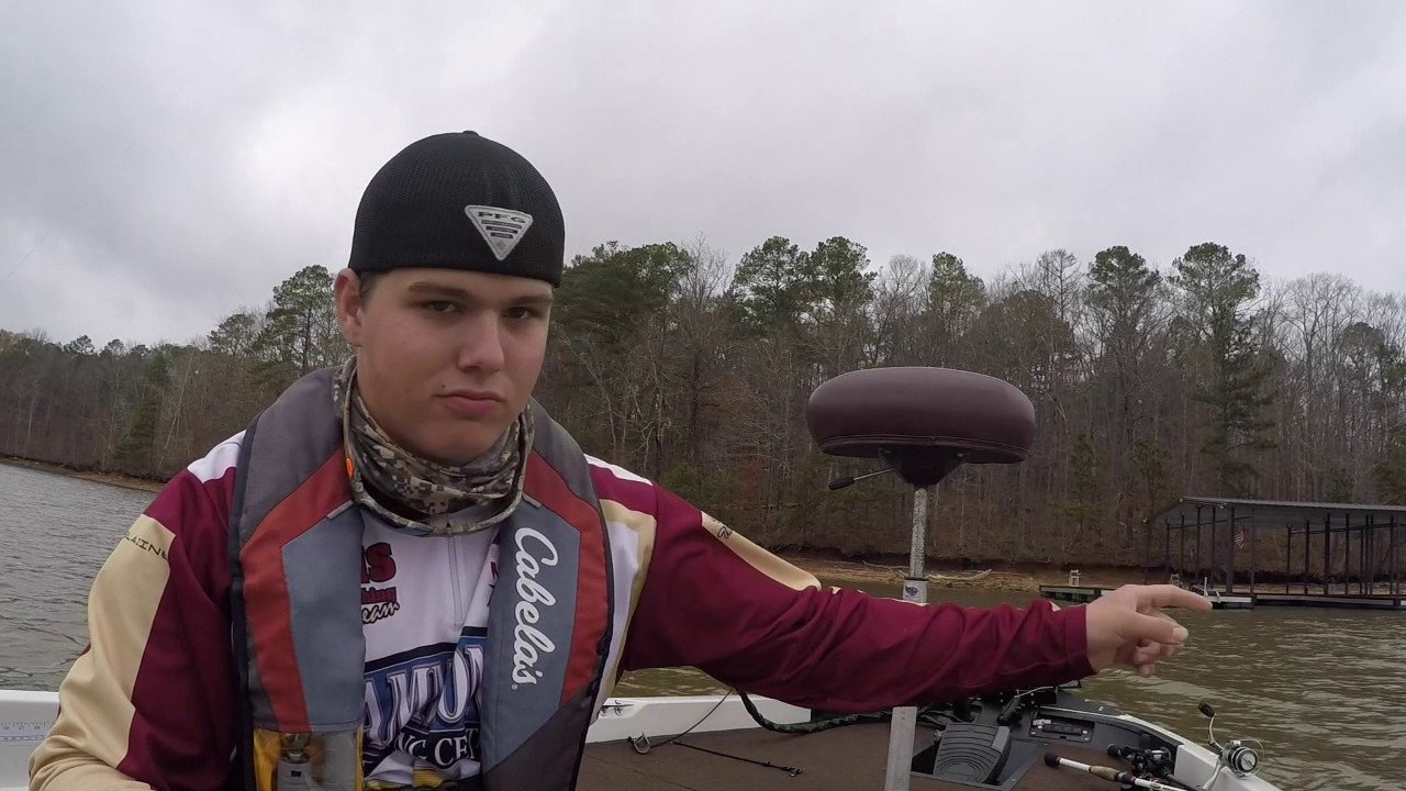 Saf georgia state championship on west point lake youtube for West point fishing report