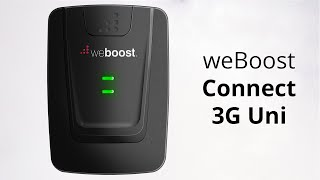 weBoost Connect 3G Yagi Signal Booster | 472205 - This video has been updated