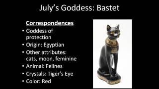 Goddess Series: Bastet