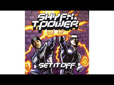 Shy FX & T-Power - Nature