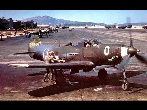 IL2 1946 Bell P-39D-2 Airacobra