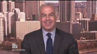 Shields and Brooks on Trump's primary sweep, Clinton's 'woman's card'