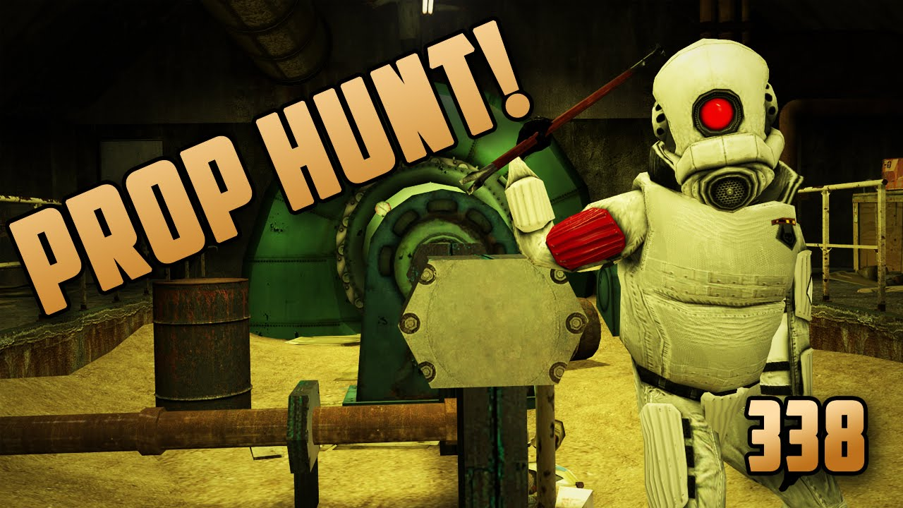 Give me back my filet o 39 fish prop hunt 338 youtube for Give me that filet o fish