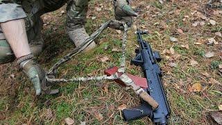Обзор оружейных ремней CONDOR (Cobra и CBT Bungee)