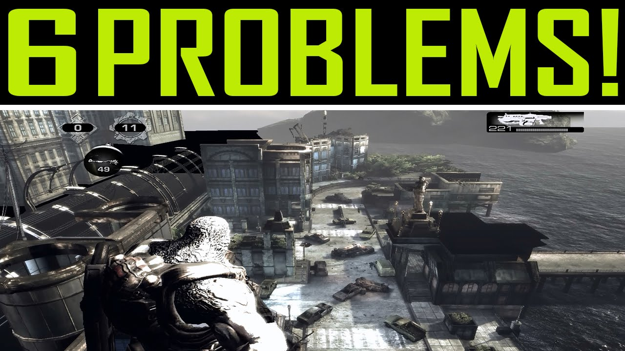 Gears of war ultimate edition matchmaking problems