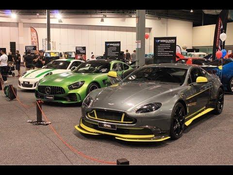 Adelaide Extreme Auto Expo 2017