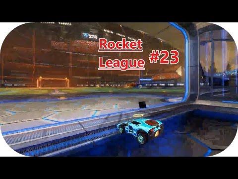 Rocket League ⚽ 🚗 #23 [Deutsch] - BockAufnGame VS Erdbeermatrix