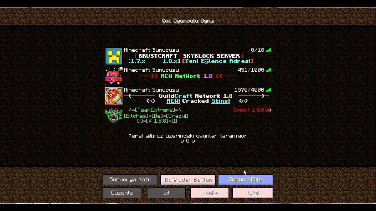 Minecraft SkyBlock Ser...