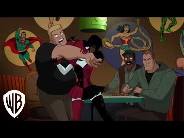 Batman and Harley Quinn | Official Trailer | Warner Bros. Entertainment