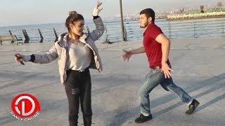 Девушка Танцует Нереально Классно 2019 Чеченская Лезгинка В Баку (Белый Город)