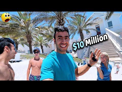 The $10 Million Beach Houses where Americans Retire!!