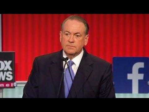 Can Mike Huckabee attract independent, Democratic voters? | Fox News Republican Debate