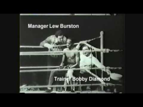 Panama Al Brown vs. Maurice Dubois