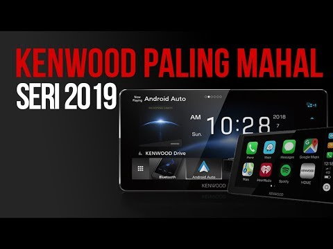 Review Headunit Kenwood Seri 9 Terbaru di 2019 (DDX9019S / DDX919WS)