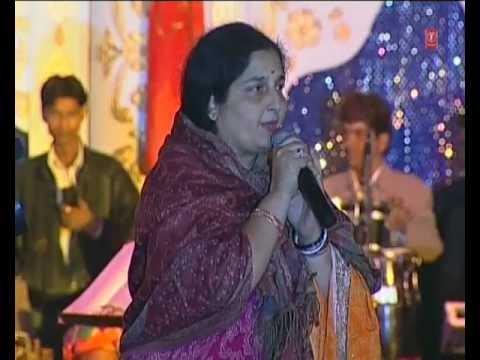 Man Mera Mandir By Anuradha Paudwal I Shyam Mohe Pyara Lage (Live At Ghaziabad)