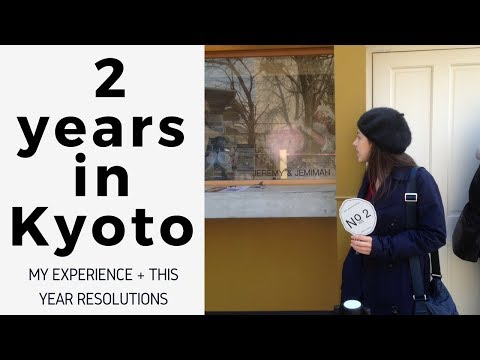 Studying  in Kyoto, my experience after 2 years