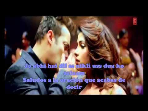 Salaam E Ishq` [Español - Hindi]