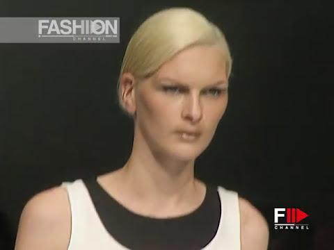 CALLAGHAN Spring Summer 1997 Milan - Fashion Channel