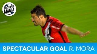 Spectacular Goal - Rodrigo Mora (River Plate) vs. Huracán