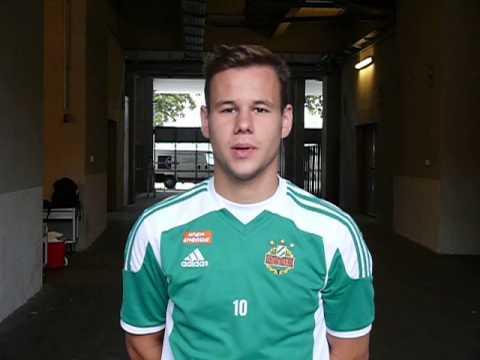CONSULT/R Donauauencup 2014 - Videobotschaft von Louis Schaub
