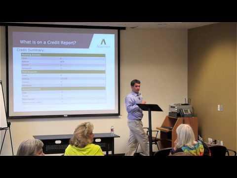 iQ Credit Union Presents: Credit Score Classroom