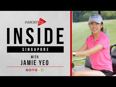 INSIDE Singapore with Jamie Yeo | Travel Guide | April 2018