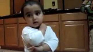 Baby Arguing with Parents