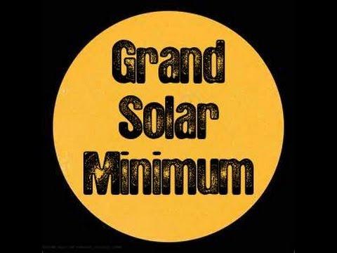 GSM - Modern Grand Solar Minimum
