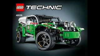 Download 🚙🚙😁😎MONTAJE DEL  LEGO TECHNIC 42039 SUV Racer 😎😁🚙🚙