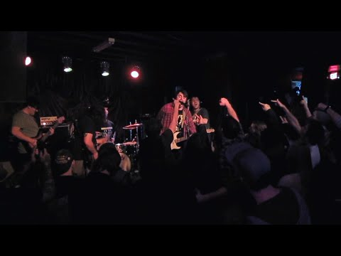 Free Throw Live @ The End 3/4/15 Nashville, Tn (720p)