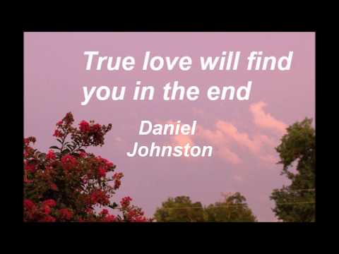 True love will find you in the end piano chords