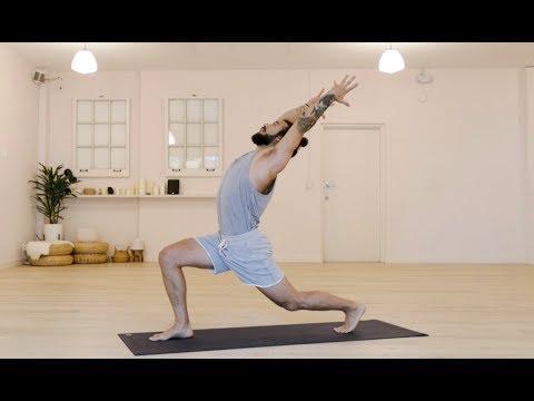 Awakening Yoga Sun Salutation B Flow With Patrick Beach