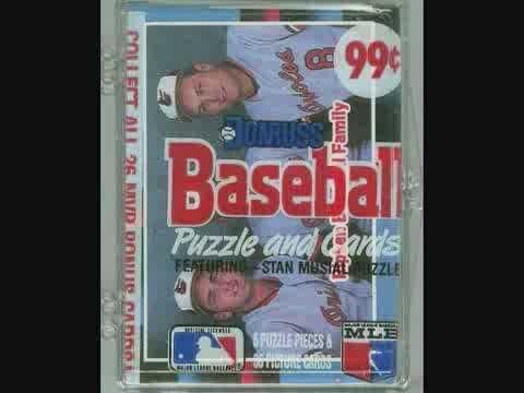 Cal Ripken Jr - Unopened Baseball Card Pack Collection - Baltimore Orioles - MOJO