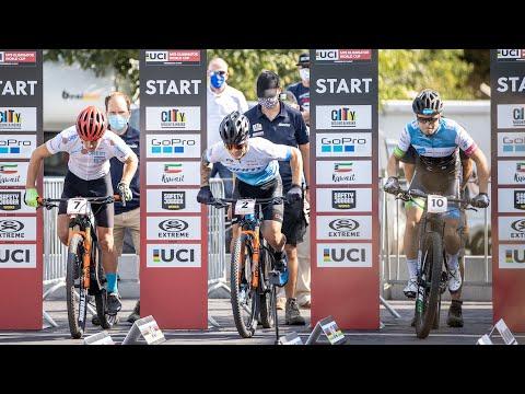 UCI MTB Eliminator World Cup 2020 - Waregem, Belgium